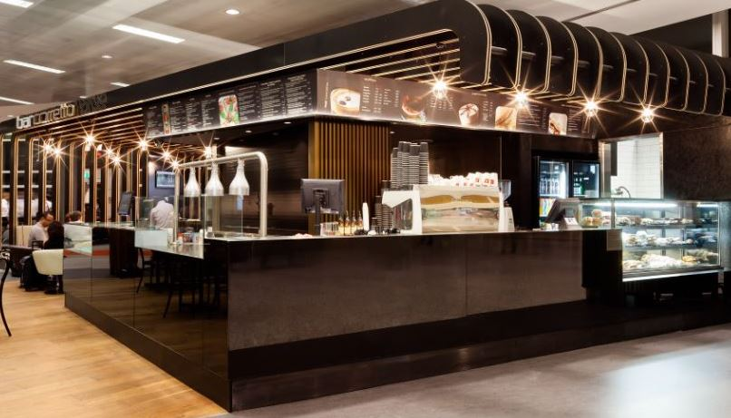 Airport Retail Bar Corretto