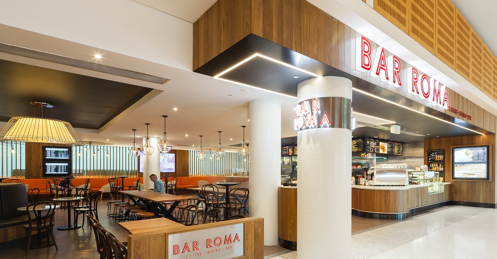 Airport Retail Bar Roma