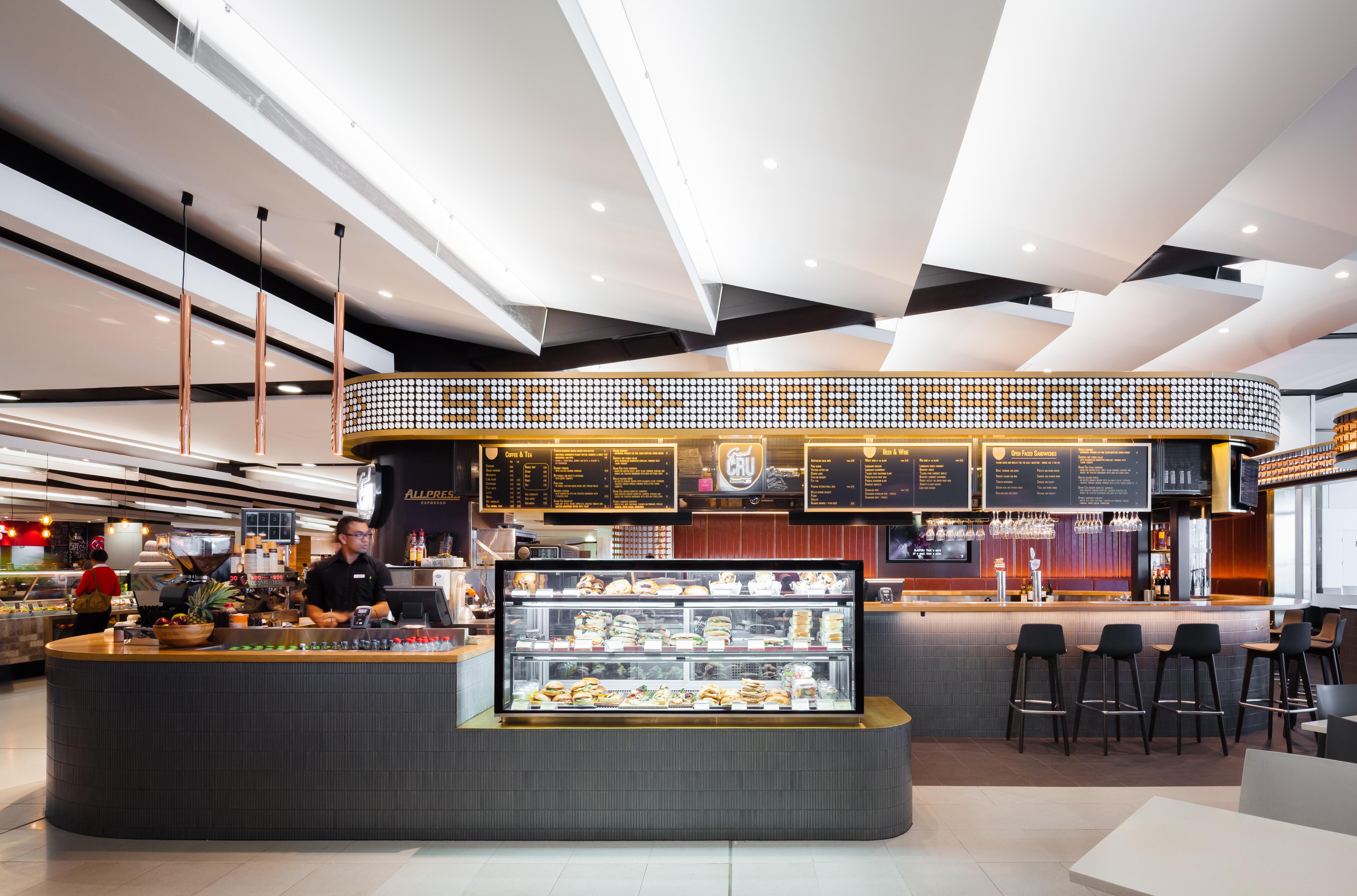 Airport Retail Bar Pulpo