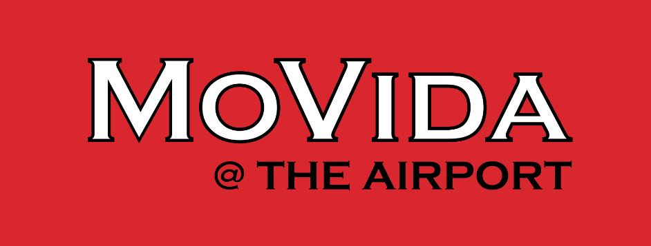 Movida @ The Airport Logo