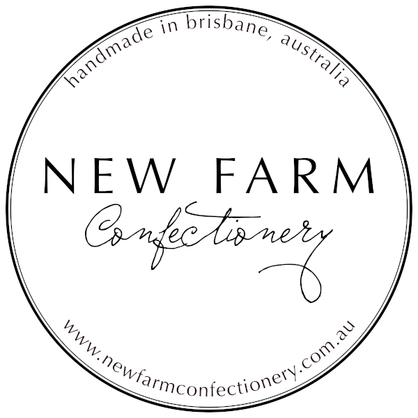 new farm confectionery logo